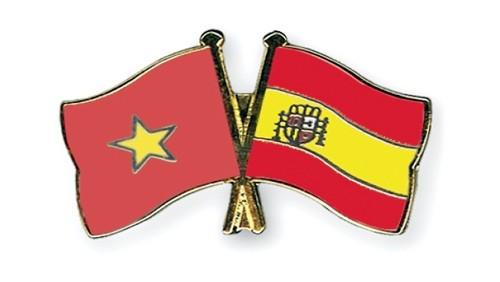 Vietnam y España celebran consultas políticas a nivel viceministerial  - ảnh 1