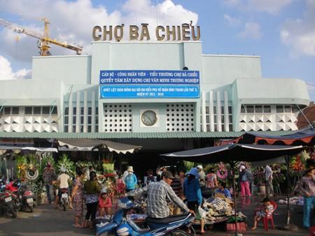 Los mercados vietnamitas y sus nombres - ảnh 2