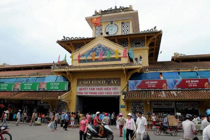 Los mercados vietnamitas y sus nombres - ảnh 3
