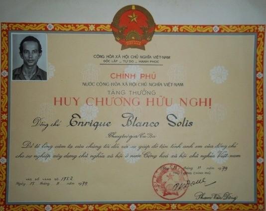 Asegura un cubano que Dong Hoi es su bendición - ảnh 2