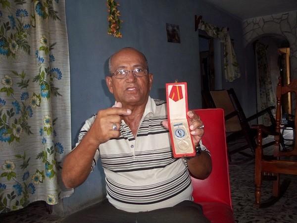 Asegura un cubano que Dong Hoi es su bendición - ảnh 1