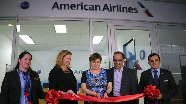 American Airlines abre su primera oficina en Cuba - ảnh 1