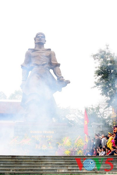 Festival de Dong Da - Memoria de la histórica lucha contra los agresores extranjeros - ảnh 1