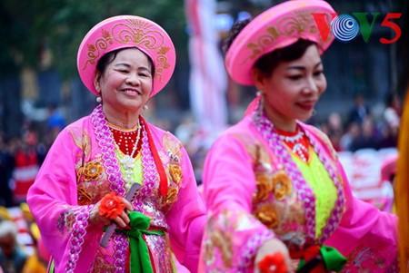 Festival de Dong Da - Memoria de la histórica lucha contra los agresores extranjeros - ảnh 4