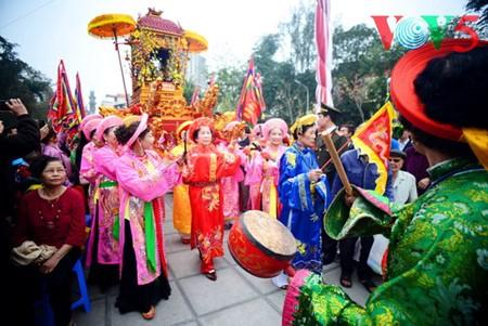 Festival de Dong Da - Memoria de la histórica lucha contra los agresores extranjeros - ảnh 11