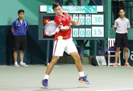 Copa Davis 2017: Vietnam empata con Hong Kong en primera ronda   - ảnh 1