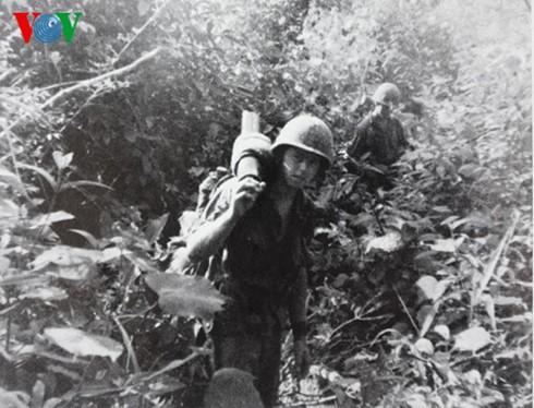 Veteranos estadounidenses de la guerra en Vietnam visitan país indochino - ảnh 1