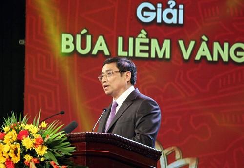 Honran obras ganadoras del Concurso de escritura sobre reforzamiento partidista en Vietnam - ảnh 1