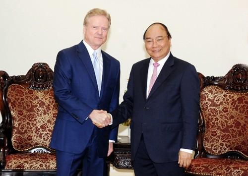 Vietnam reafirma política de consolidación de lazos con Estados Unidos - ảnh 1