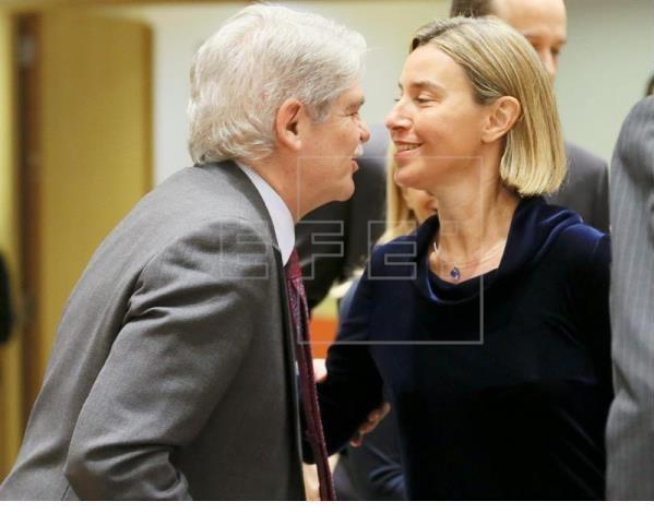 Consejo de Asuntos Exteriores de Unión Europea discute temas regionales - ảnh 1