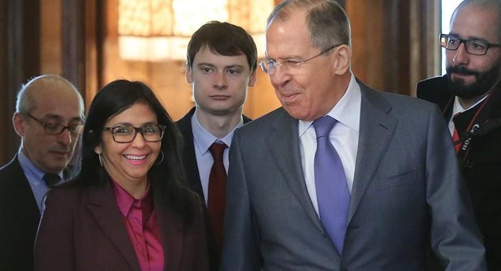 Venezuela y Rusia fortalecen cooperación binacional - ảnh 1