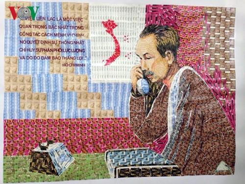 Do Lenh Tuan y su arte con sellos - ảnh 2