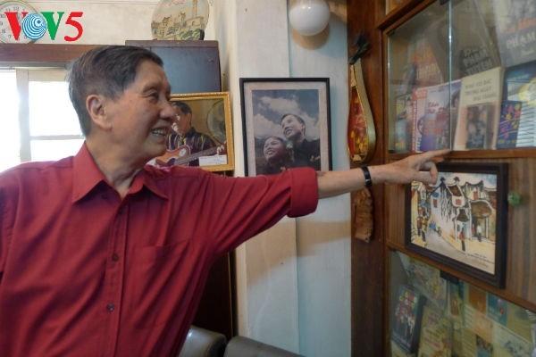 Pham Tuyen quien cuenta la historia mediante la música - ảnh 1