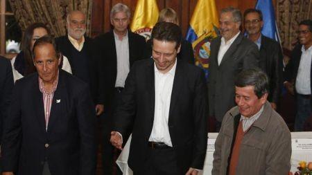 Gobierno de Colombia y ELN inician diálogos de paz  - ảnh 1
