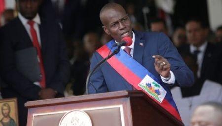 Jovenel Moise juramenta como presidente de Haití - ảnh 1