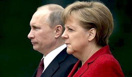 Líderes de Rusia y Alemania acuerdan realizar reuniones según formato del Cuarteto de Normandía - ảnh 1