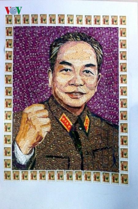 Do Lenh Tuan y su arte con sellos - ảnh 3