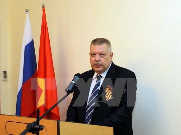 Vietnam y Rusia priorizan proyectos estratégicos en 2017 - ảnh 1