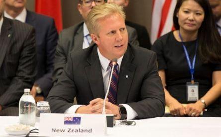Nueva Zelanda considera demasiado pronto para renunciar al TPP - ảnh 1