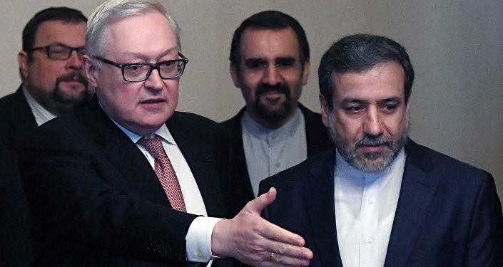 Rusia e Irán cooperan en la crisis siria y hacen cumplir los acuerdos nucleares - ảnh 1