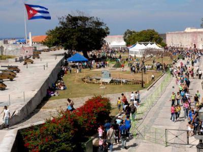 XXVI Feria Internacional del Libro de La Habana rinde honor a Fidel - ảnh 1