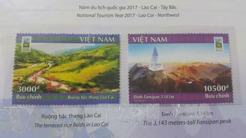 Publican colección de sellos sobre Lao Cai y región del noroeste vietnamita - ảnh 1