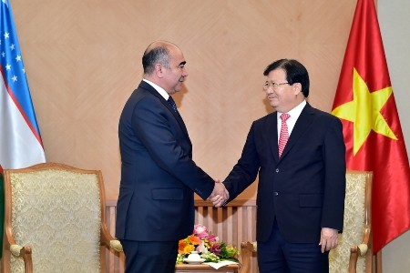 Vietnam listo a compartir experiencias con Uzbekistán - ảnh 1