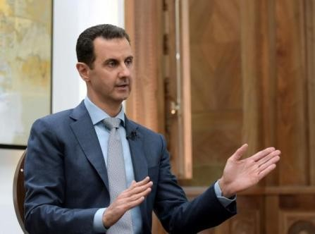 Assad rechaza idea de crear zonas seguras en Siria - ảnh 1