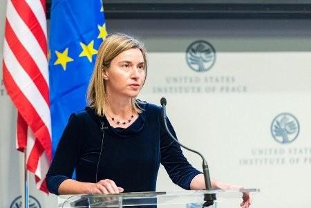 Estados Unidos implementará completamente el acuerdo nuclear de Irán, según Mogherini - ảnh 1