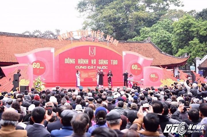 Día de la Poesía de Vietnam: espacio de intercambio cultural  - ảnh 1