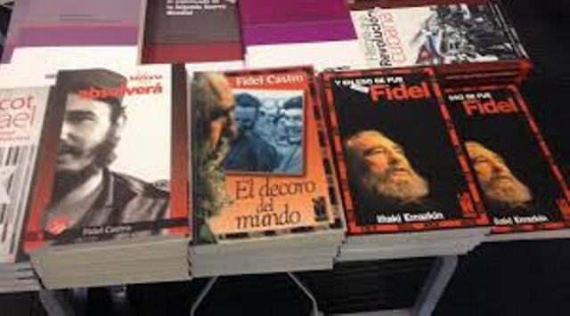 Sesiona coloquio-homenaje a Fidel en Feria Internacional del Libro de La Habana - ảnh 2