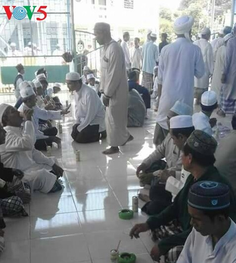 Mezquitas – centro de unidad de compatriotas Cham en Tay Ninh - ảnh 2