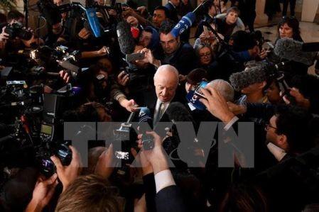 ONU fija fecha para las conversaciones de paz sobre Siria en Ginebra  - ảnh 1