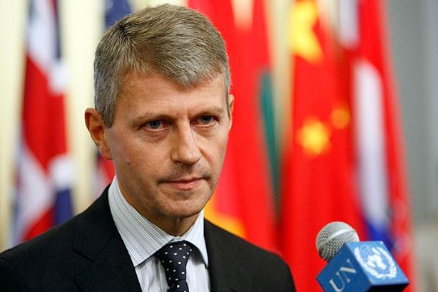 ONU nombra a jefe de operaciones de mantenimiento de la paz - ảnh 1