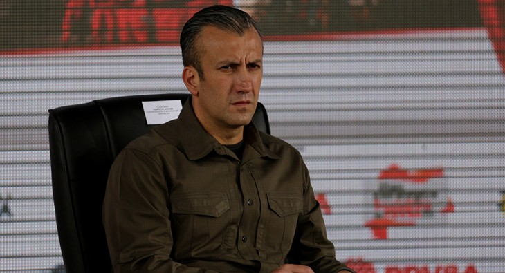 Venezuela rechaza sanciones de Estados Unidos contra vicepresidente Tareck El Aissami - ảnh 1