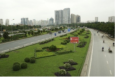 Hanoi publica proyecto de zona urbana en el sur de la carretera de Thang Long - ảnh 1
