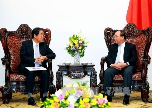 Vietnam espera desarrollar Asociación Estratégica con Japón - ảnh 1