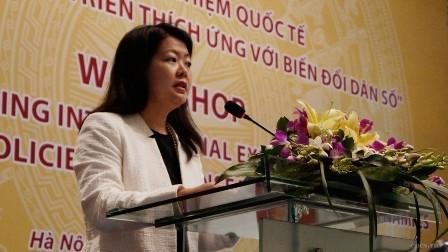 Honran a funcionaria de ONU por sus contribuciones en Vietnam - ảnh 1