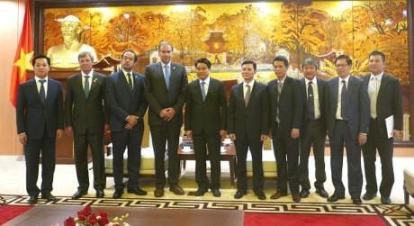 Hanoi desea aumentar lazos con Buenos Aires - ảnh 1
