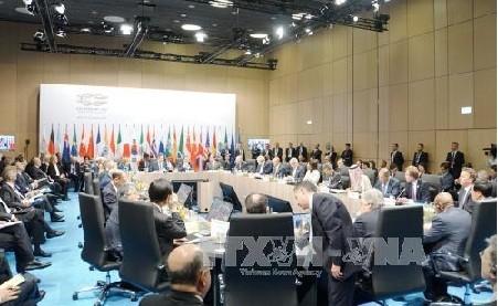 Vietnam llama al G20 a incrementar cooperación para desarrollo sostenible - ảnh 1