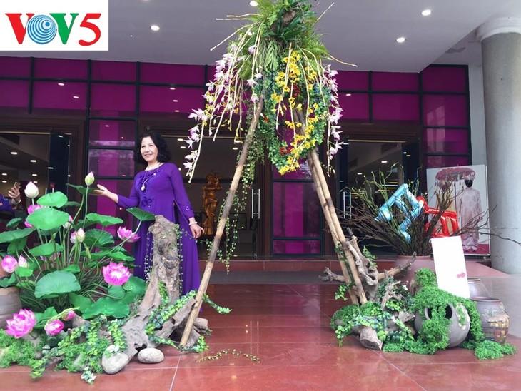 """Exposición """"Fiesta del Amor"""", un destino atractivo para enamorados y amantes de flores - ảnh 3"""