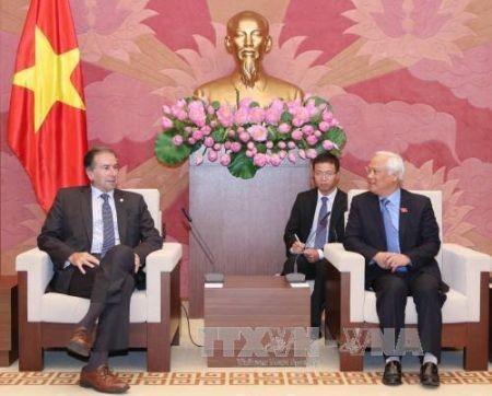 Vietnam y Argentina promueven relaciones  - ảnh 1