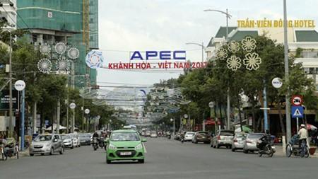Inaugurada en Nha Trang primera Conferencia de los altos funcionarios de APEC - ảnh 1