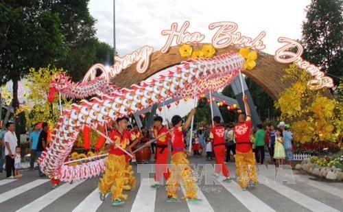 Binh Duong apuesta por impulsar el turismo con grandes recursos - ảnh 1