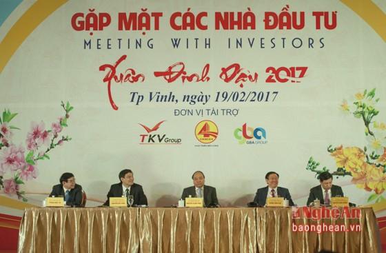 Llaman a la promoción de inversiones en Nghe An - ảnh 1