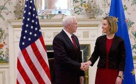 Estados Unidos y Unión Europea por consolidar relaciones de asociación - ảnh 1
