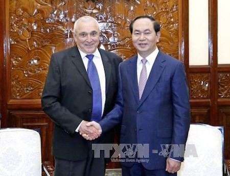 Vietnam e Israel impulsan cooperación en alta tecnología - ảnh 1
