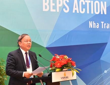 Representantes de APEC tratan sobre lucha contra erosión de base imponible - ảnh 1