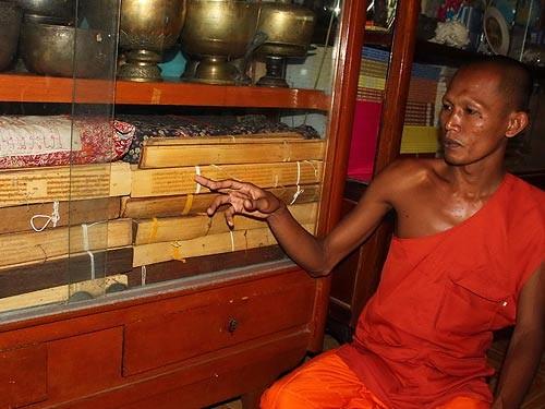 Reliquia jemer en Vietnam declarada Patrimonio Cultural Inmaterial Nacional - ảnh 1