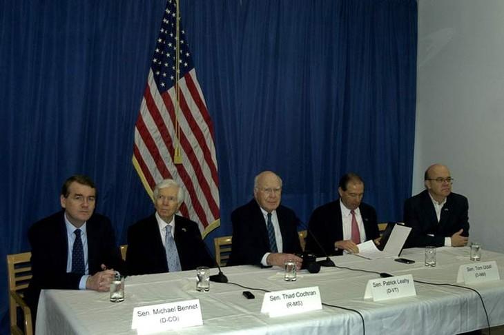 Congresistas estadounidenses abogan por consolidar vínculos con Cuba - ảnh 1